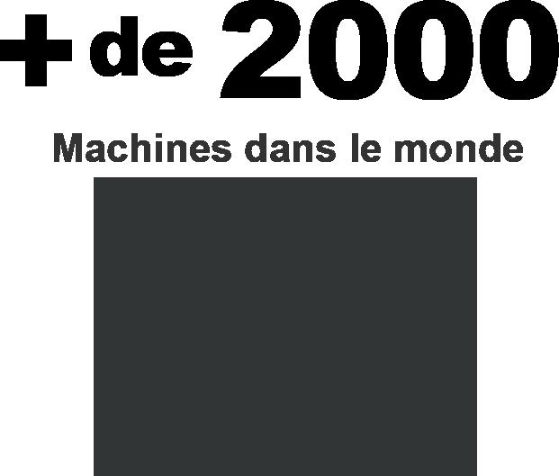 DUGUIT Technologies - + de 2000 machines dans le monde