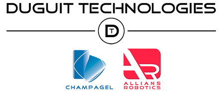 DUGUIT Technologies - CHAMPAGEL - ALLIANS ROBOTICS